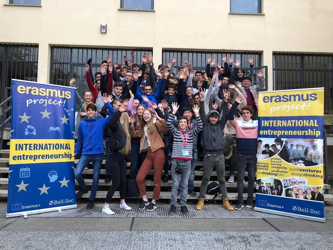 Projeto Erasmus+ Robopreneur