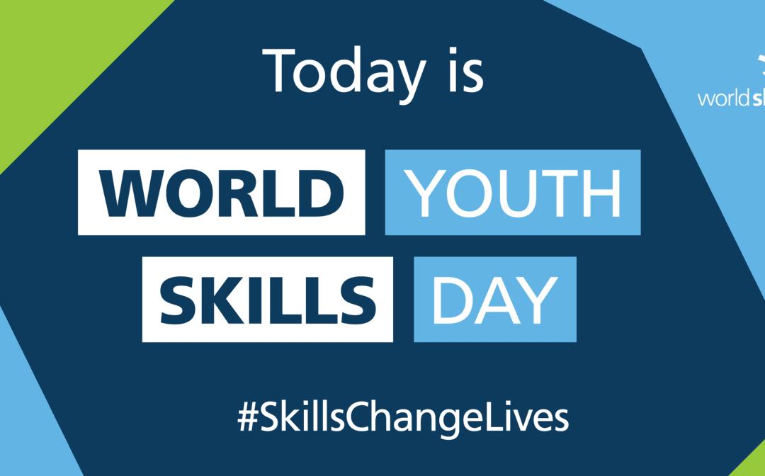 Dia Mundial das Competências dos Jovens / World Youth Skills Day