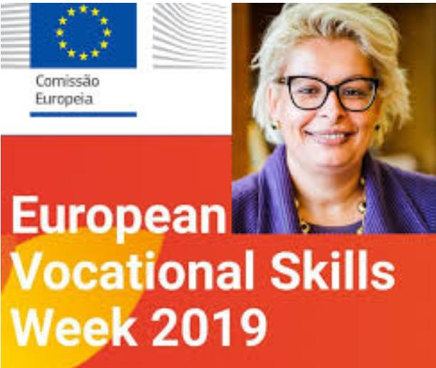 Teresa Damásio escolhida como a embaixadora portuguesa da Semana Europeia da Formação Profissional 2019