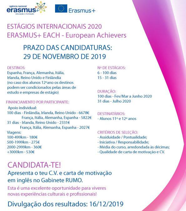 Erasmus+ 2020