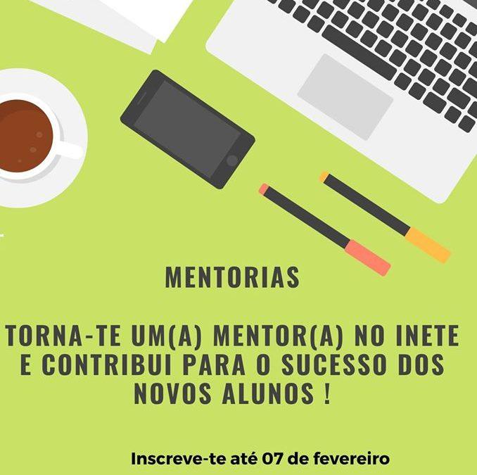 Mentorias e Tutorias no INETE.