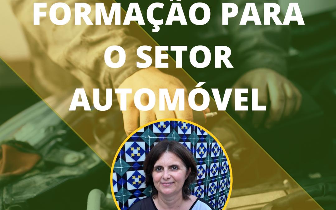 WEBINAR: FORMAÇÃO PARA O SETOR AUTOMÓVEL