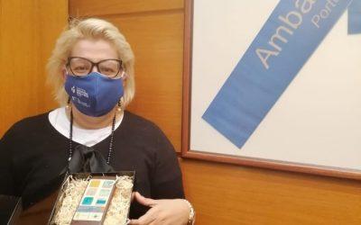 VET WEEK: O balanço, nas palavras da Sra Embaixadora, Dra. Teresa Damásio