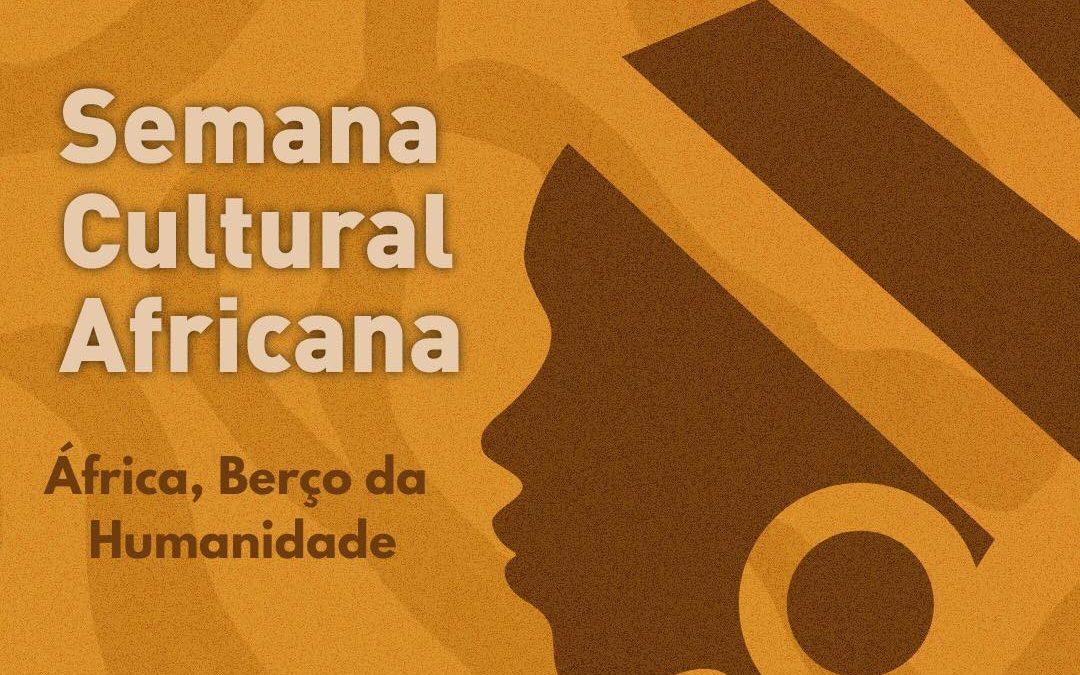Dra. Teresa Damásio na Semana Cultural Africana – CONFERÊNCIA NEAIST