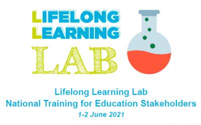 Lifelong Learning Lab   National Training For Education Stakeholders   1-2 June 2021